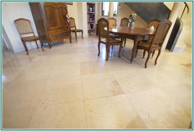 Exotic Stone Tile Floor