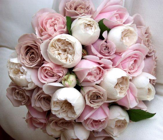 Svadobné kytice - inšpirácia časť 1.