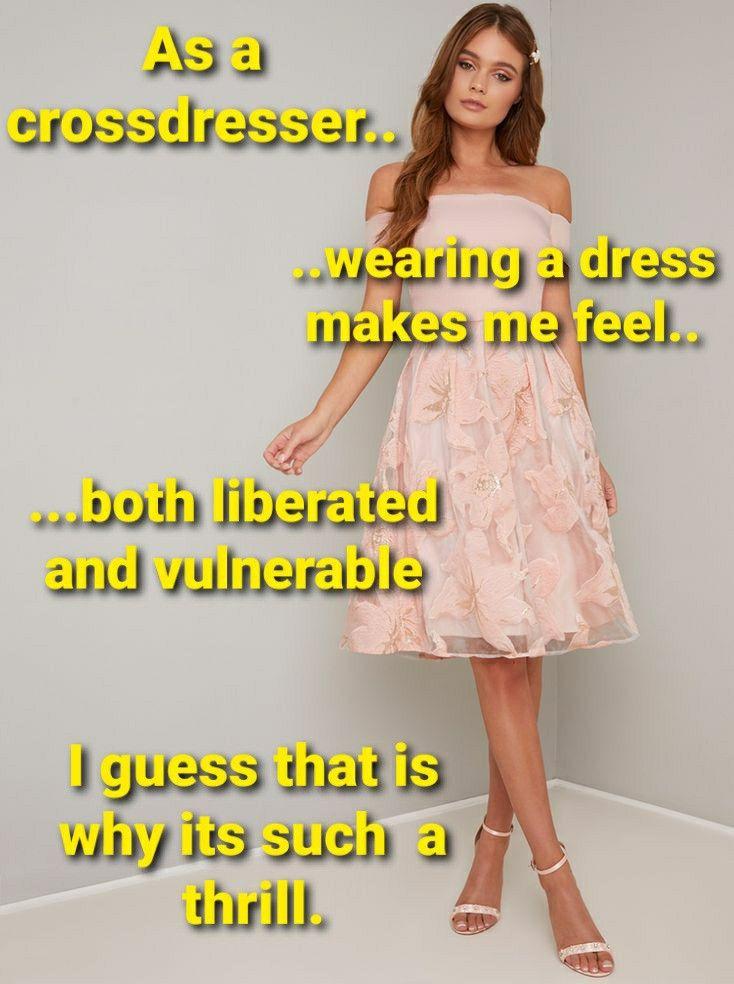 Crossdresser stories