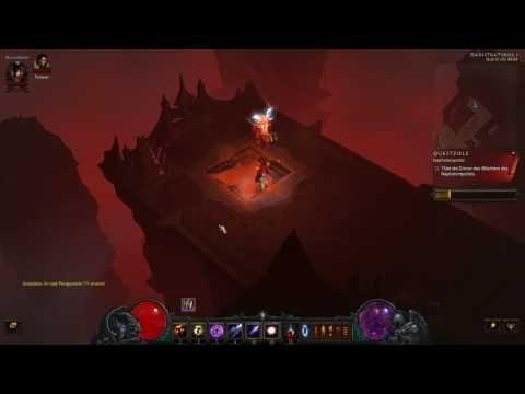 Diablo 3 PTR 2.2.0 Gameplay Part 1 (Full HD)!!!