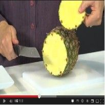 #Herbalife  >> Una mejor, más rápida y más fácil manera de cortar una piña