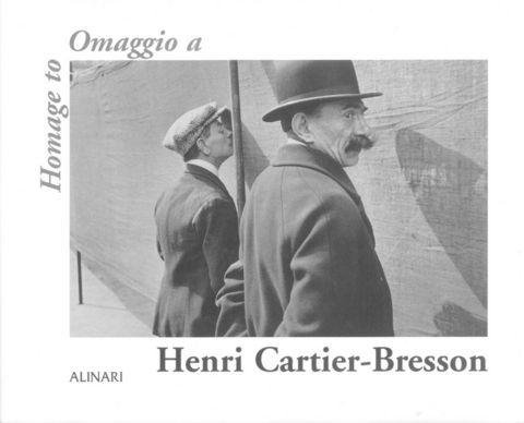 Homage to Henri Cartier-Bresson   Alinari Shop