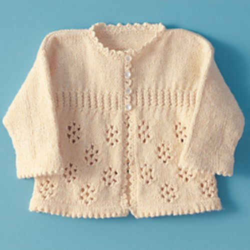 Free Lace Knitting Patterns For Cardigans : 888 best images about Knits for baby or child on Pinterest Free pattern, Kn...