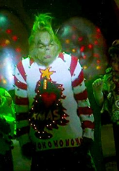 I got How The Grinch Stole Christmas! We Know Your Favorite Christmas Movie Based On What You're Hungry For
