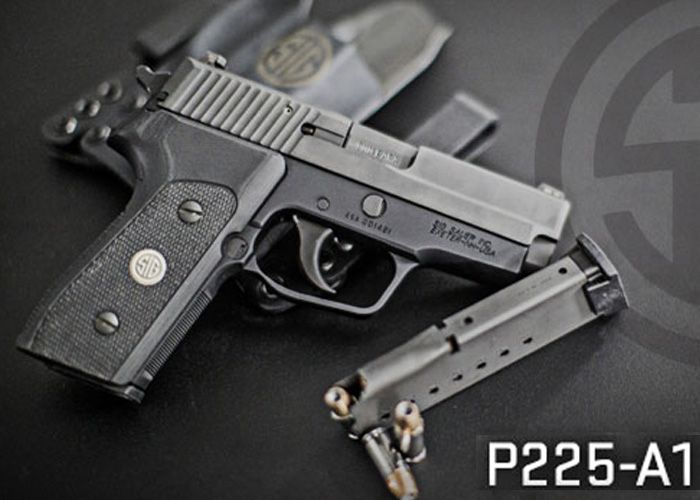 SIG SAUER Brings Back The P225 To The Market With The P225