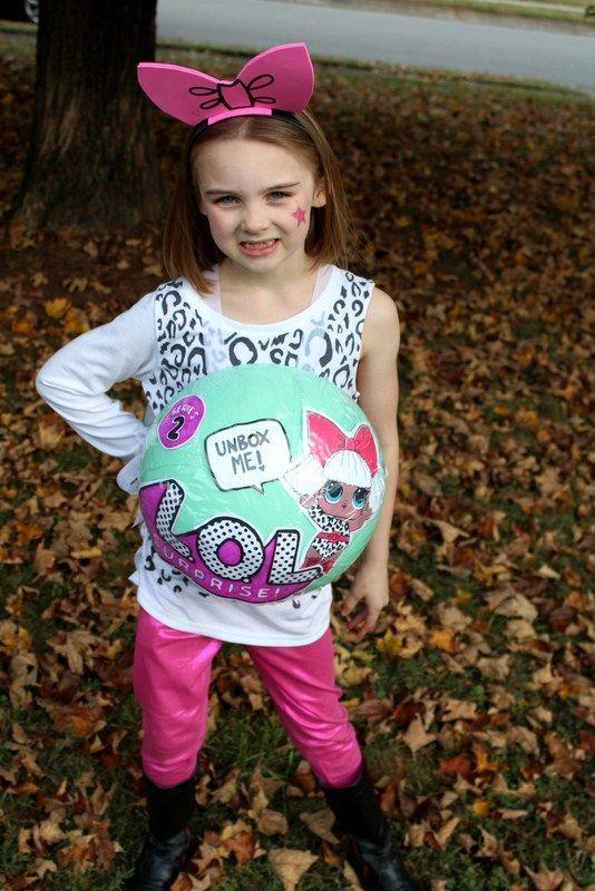 Lol Surprise Doll DIY Kostüm oder Requisit für jede Party! Erschwinglich und e… – LoL Dolls