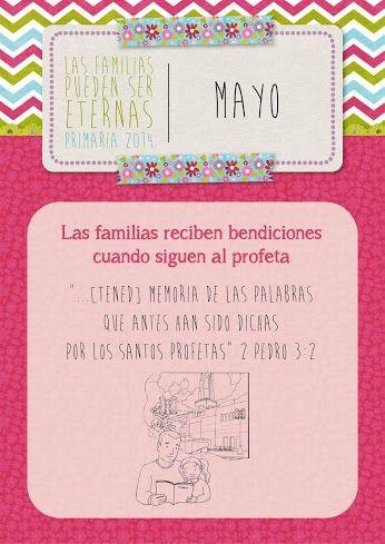 Tiempo para Compartir Mayo 2014 - Las familias reciben bendiciones cuando siguen al profeta  - Conexion SUD