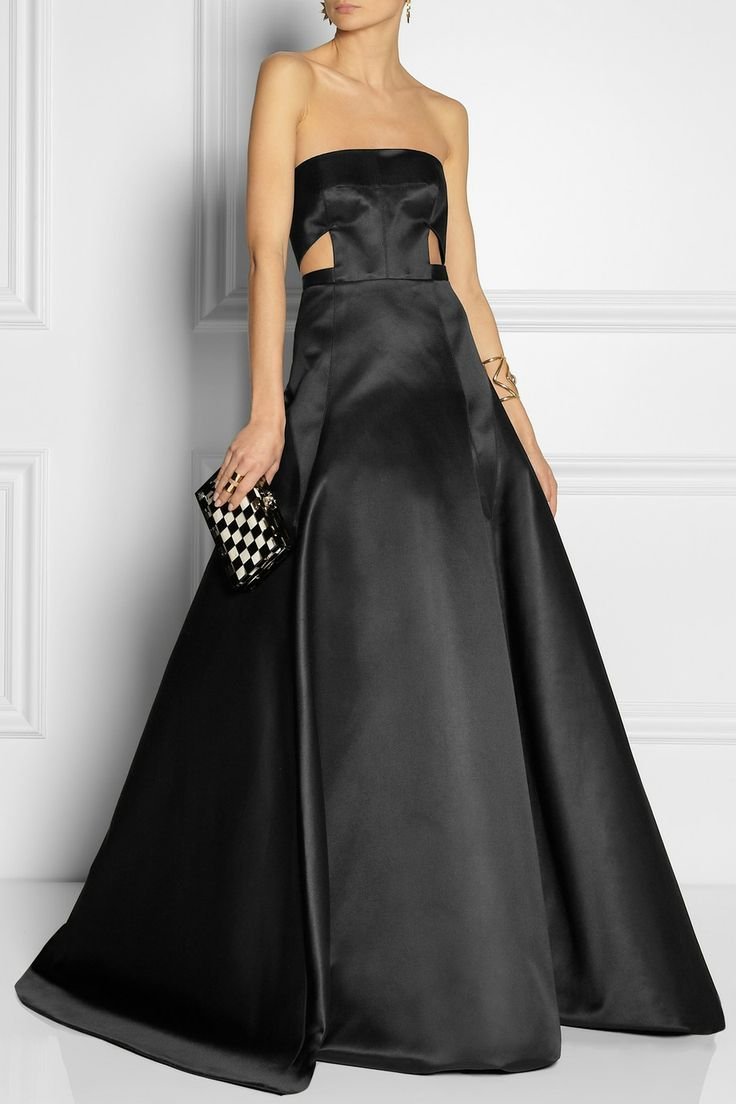 Jason Wu | Duchesse-satin gown