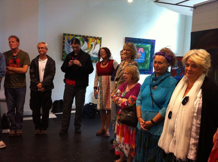 Afsluiting en Prijsuitreiking van de mooiste dromen na de Internationale dreamconference 2011