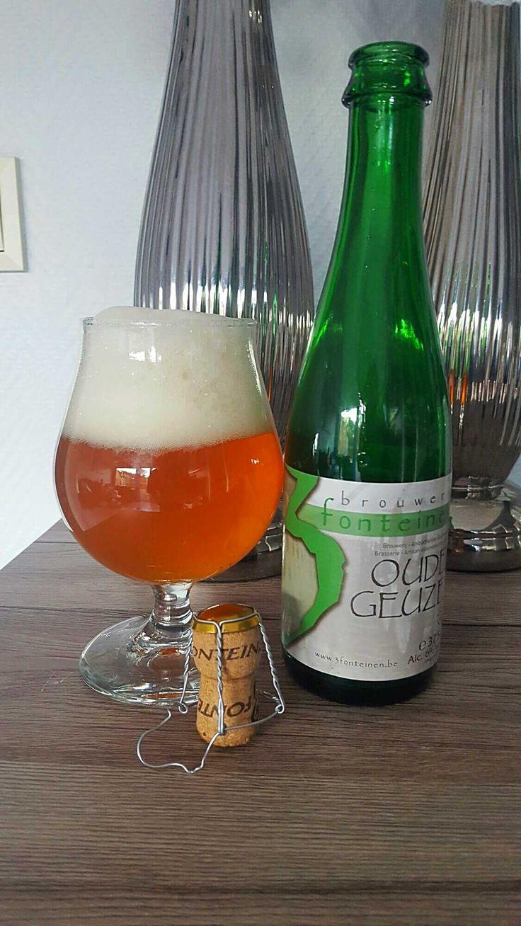 Oude Geuze by Brouwerij 3 Fonteinen