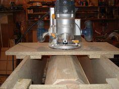 router lathe - by kiefer @ LumberJocks.com ~ woodworking community