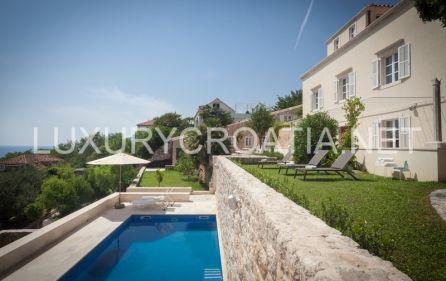 Large renovated old stone villa for rent, Dubrovnik - Luxury CroatiaLuxury Croatia