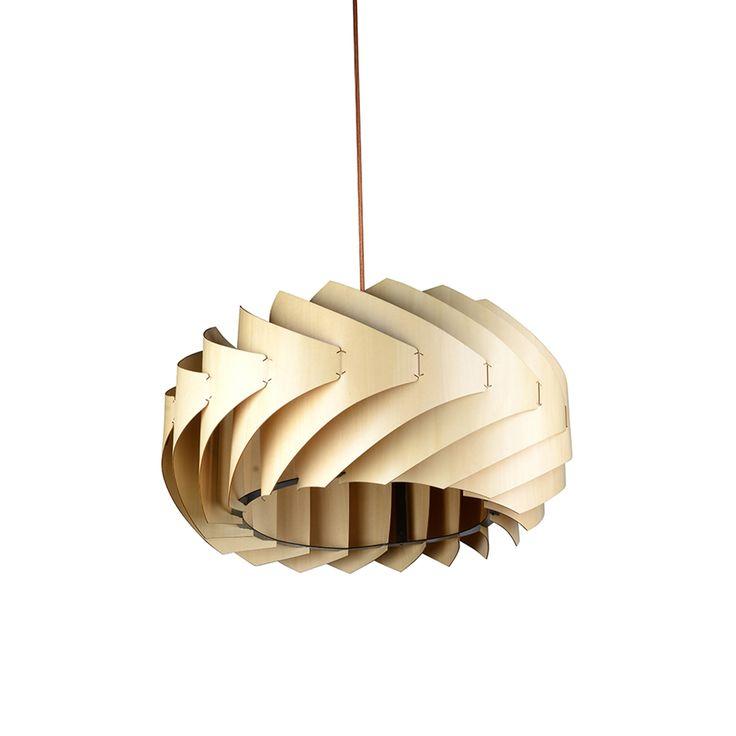 Paper Waves Jazz Pendant Lamp