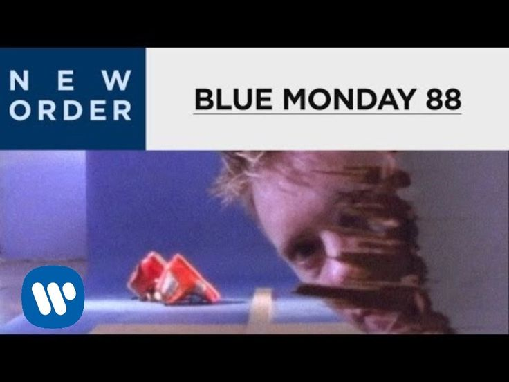 """New Order - """"Blue Monday"""" 88  [OFFICIAL MUSIC VIDEO]"""
