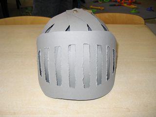 Helm middeleeuwen