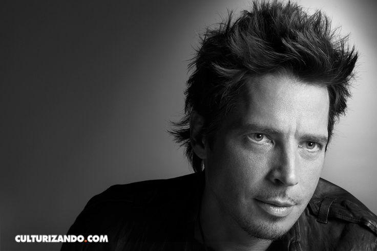 Falleció el cantante Chris Cornell