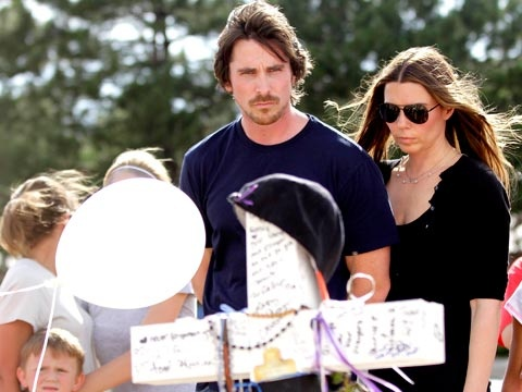 Batman's Christian Bale visits shooting victims in Aurora, Colorado   - This is the best thing I've seen online this week. It's a little bit of light during a very dark time. It was incredibly cool of him to do. Now he really is The Batman.