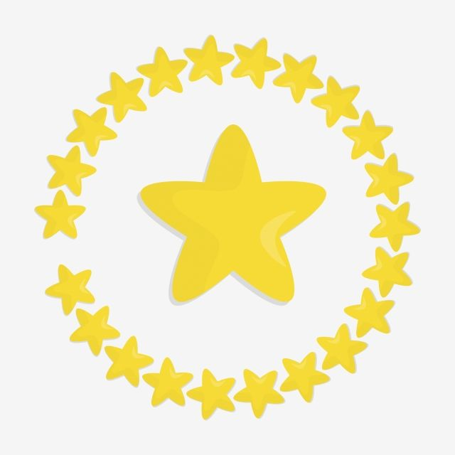 Star Frame Clipart Vector Png Element Star Star En Cercle Star Yellow Png And Vector With Transparent Background For Free Download Frame Clipart Clip Art Picture Frame Designs