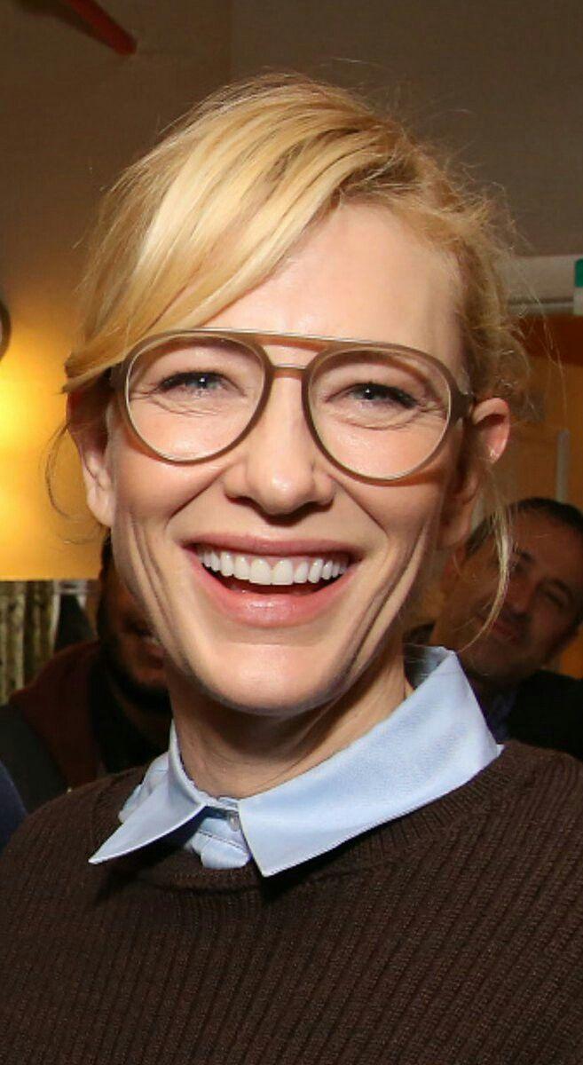Cate Blanchett Dec. 23 2016