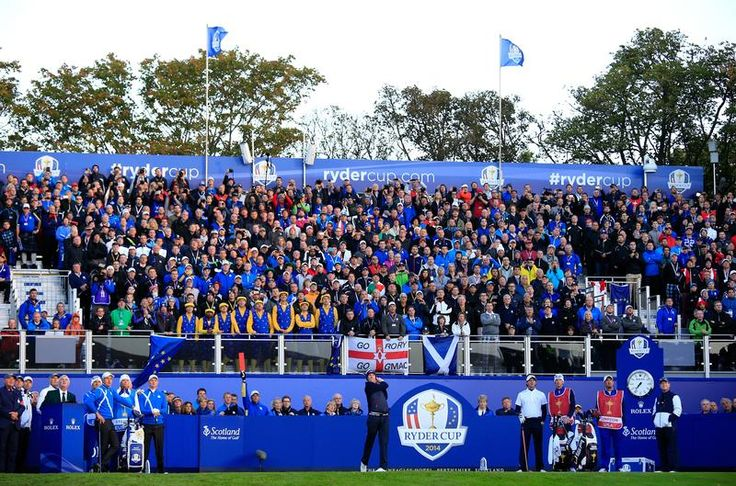 Ryder Cup 2014 - Freitag