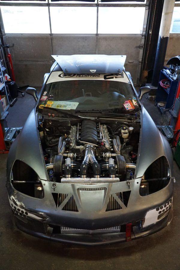 2007 Corvette Z06 With A Twin Turbo Ls3 V8 Twin Turbo Corvette