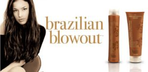 Brazilian Blowout Products and Keratin Hair Products at Authorised Salons