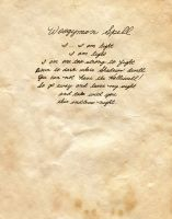 Woogeyman Spell by Charmed-BOS