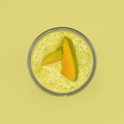INGREDIENTS1/3 avocado1/3 mango1/3 cucumberJuice from ½ lime½ cup coconut water1 tsp honeyINSTRUCTIONSUltra fresh summer flavor. Mix and enjoy.