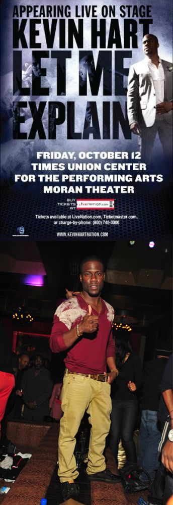 """Kevin Hart, the little man with the gigantic comedic talent for causing side splitting laughter does it again in this live performance film entitled """"Let Me Explain"""". His friends have accused him of changing since his divorce, so he decides to do a show at Madison Square Garden to explain himself. The live show sold out to 30,000 people. The film was released in July 2013. If you missed it, it should be available on DVD soon."""