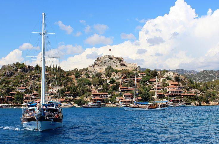 Simena , город Antalya, Türkiye