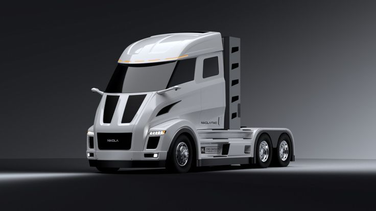New blogpost: A world-first: The powertrain for the electric long-haul truck.