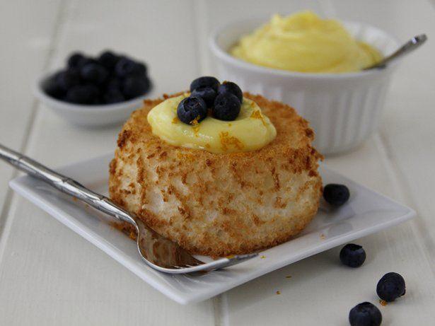 Meyer Lemon Pudding Cakes | Recipe