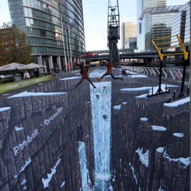 Colorado Convention Center With Lawrence Argent Sculpture: 1000+ Images About 3D Painting On Pinterest