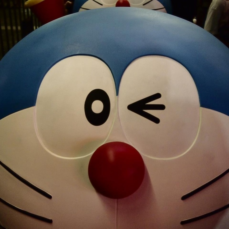 Doraemon — at HarbourCity