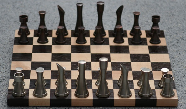 1000 Images About Modern Chess Sets On Pinterest Dream