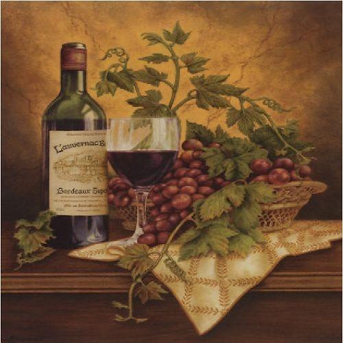 25 Best Kitchen Grapes Wine Images On Pinterest