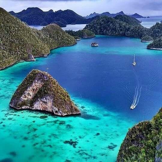 Wayag Island Raja Ampat, Papua