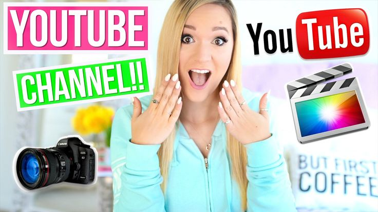How to Start a Successful Youtube Channel!! Alisha Marie #alishamarie