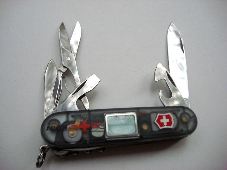 Victorinox Special Rega Altimeter Swiss Army Knife