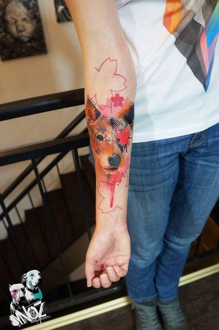 Pin eulen tattoo bedeutungen f on pinterest - Seit Vier Jahren Bereist Der Griechische Tattoo Artist Dynoz Die Ganze Welt Als Gast