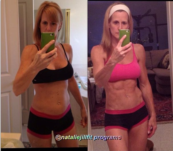 Another 12 week super shred SUCCESS!!!