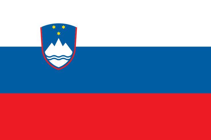 Słowenia Flaga