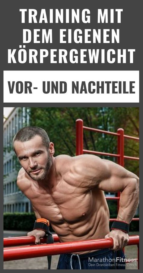Training mit dem eigenen Körpergewicht: Die ultimative Anleitung – Sebastian Majchrzak