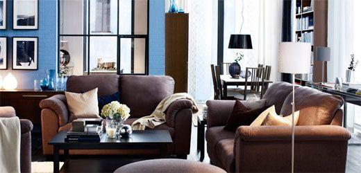 Best 25 Ikea Leather Sofa Ideas On Pinterest Corner