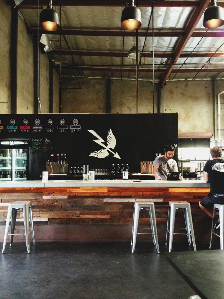 Saint Archer Brewing Company in San Diego, CA