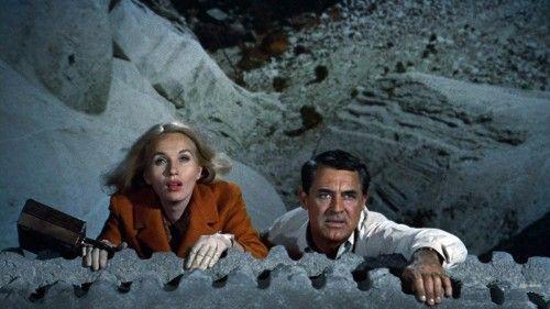 Classic Hitchcock : North by Northwest (La mort aux trousses - 1959)