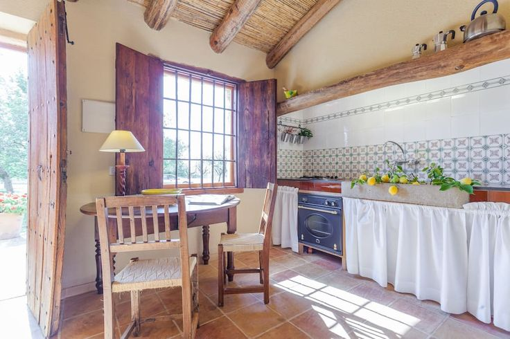 House in Lloseta, Spain. la ecotasa  Son Marimon, this B&B, is located in the municipality of Selva, at the feet of Serra de Tramuntana, recently declared World Heritage Site by UNESCO. It is five minutes away from Lloseta, a village that offers the travellers everything ...