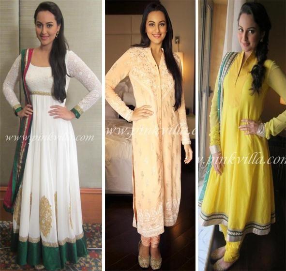 Sonakshi Sinha's best Indian appearance? | PINKVILLA