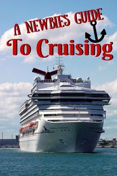 First time cruiser? It doesn't matter if you're sailing with Disney Cruise Line, Royal Caribbean, Carnival or anyone else - some things are fundamentally the same. Check out these cruising tips at onepennytourist.com