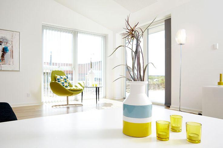 Stue fra et HusCompagniet hus. #nybyggeri #bolig #basebolig #nythjem #nybyg #hjem #nythus #nybyggerne #husejer #husbyg #hus #indretning